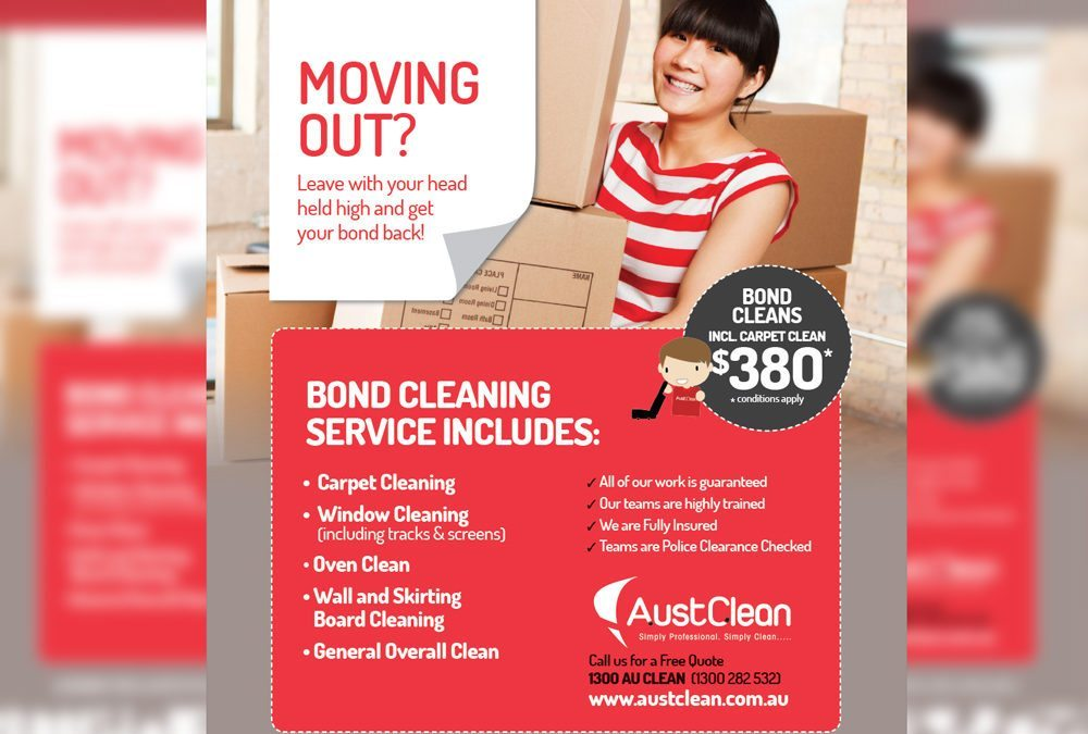 AUSTCLEAN Moving Flyer