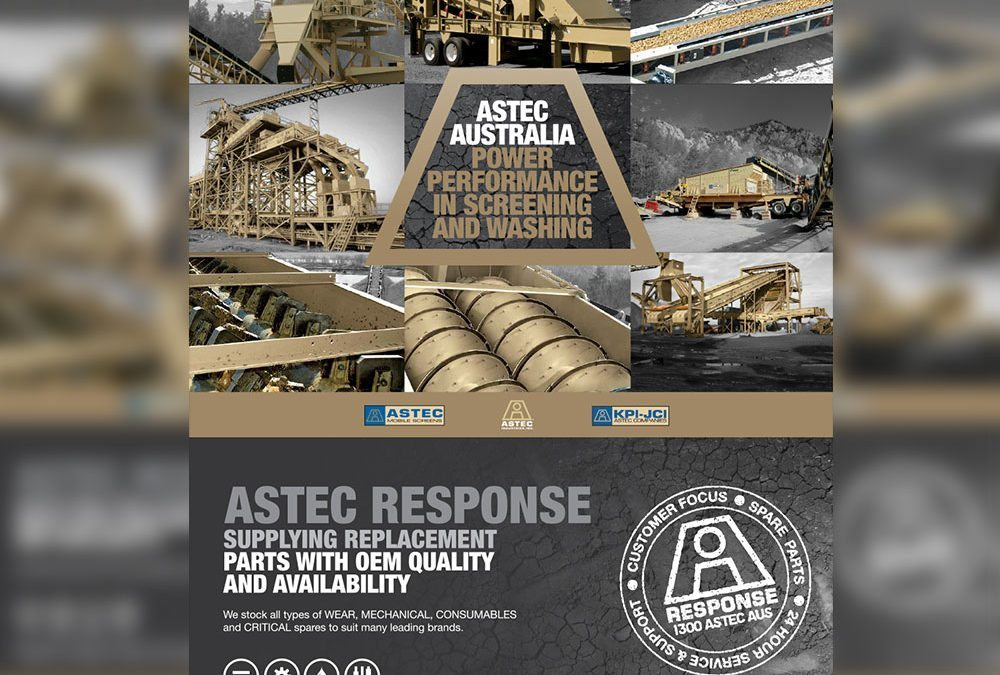 ASTEC Magazine Ads