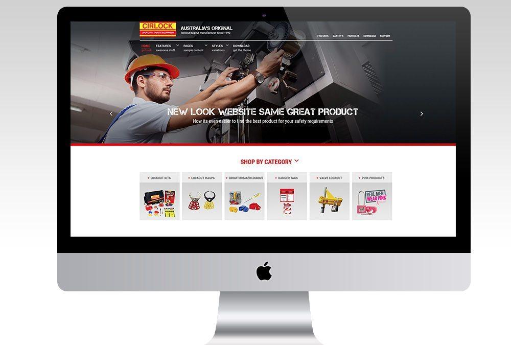 CIRLOCK Website