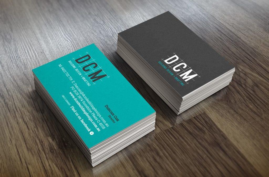 DCM Business Cards