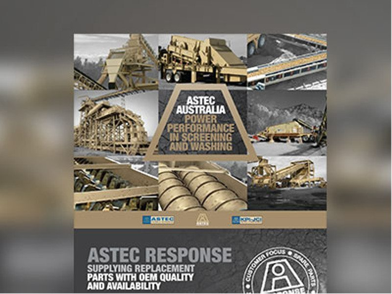 Astec Australia- supplying replacement parts