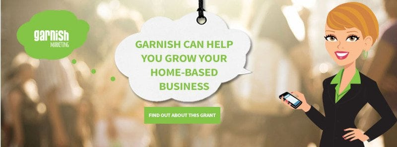Garnish can help grow your Home-Based Business