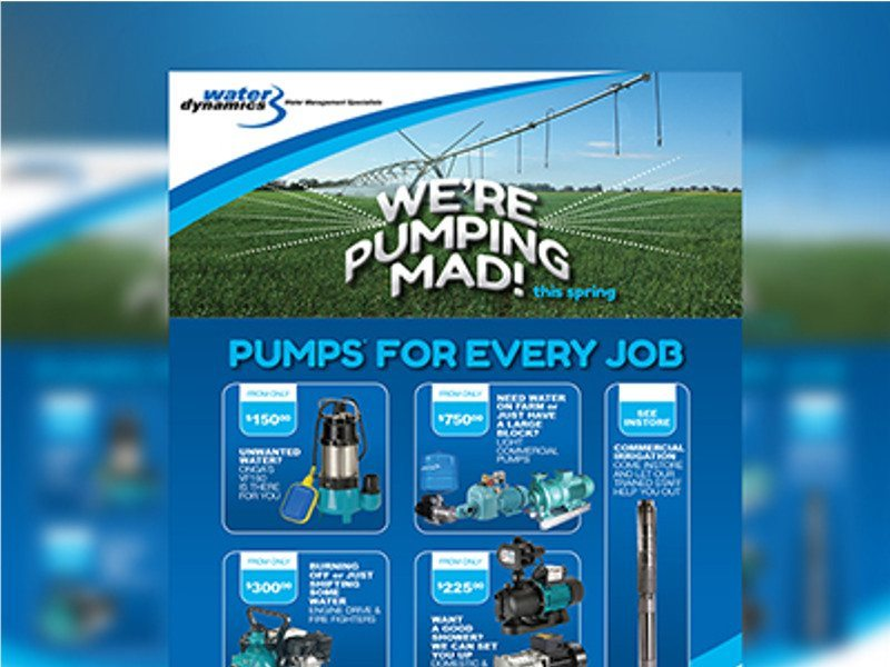 Water Dynamics Irrigation specialist