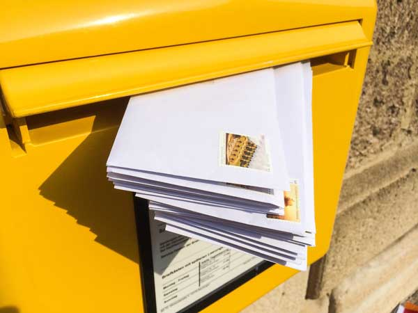 Direct Marketing by Post